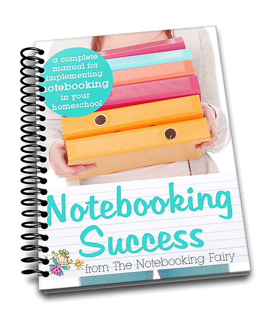 Learn how to use notebooking in your homeschool with Notebooking Success
