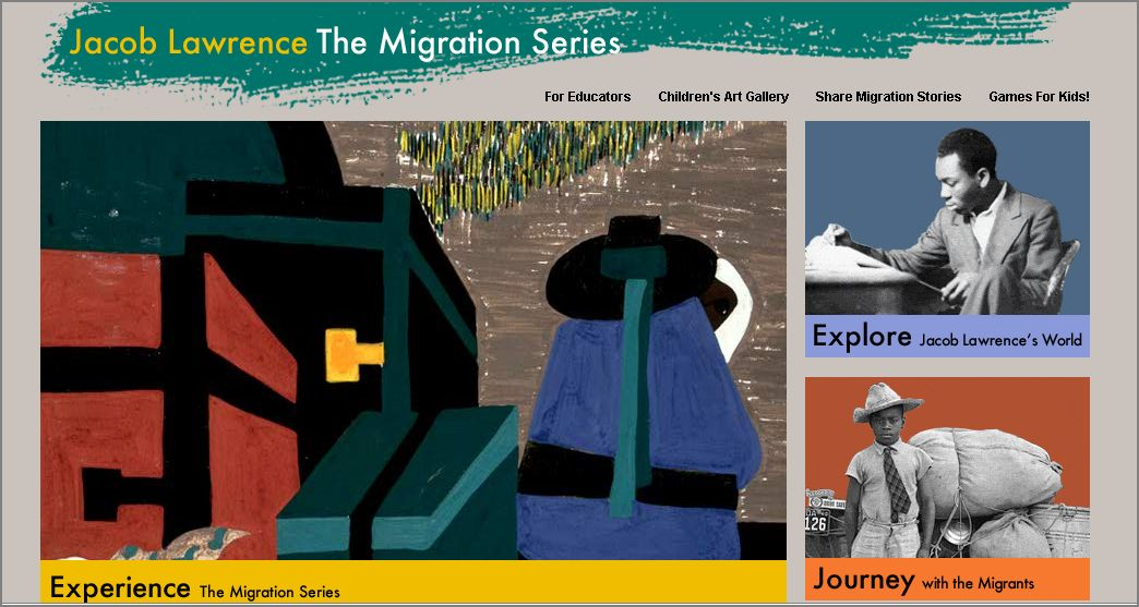 jacob lawrence forward together essay If there was a statement that defined the philosophy of the new literary movement it was langston hughes's essay jacob lawrence turned to articles, reviews.