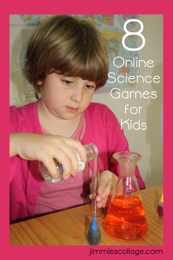 online science games for kids