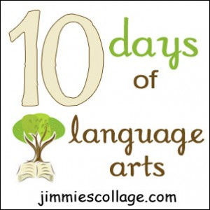 10 Days of Language Arts with Jimmie