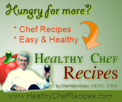 Healthy Chef Recipes