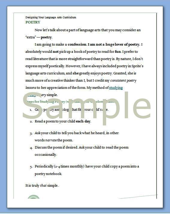 LA Ebook sample page layout