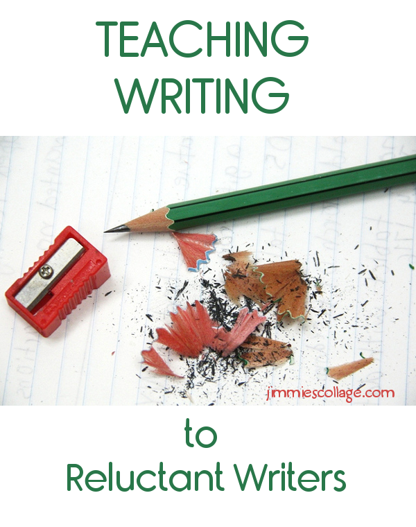 Teaching the Reluctant Writer How to Write