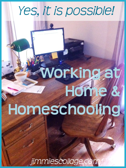 WAHM and Homeschooling
