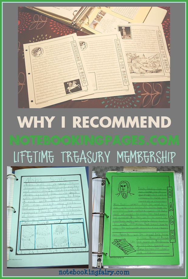 Why I Recommend NotebookingPages.com Lifetime Treasury Membership
