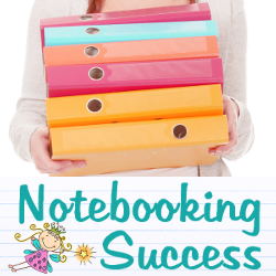 Notebooking Success eBook