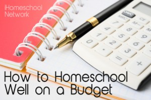 How to Homeschool Well on a Budget