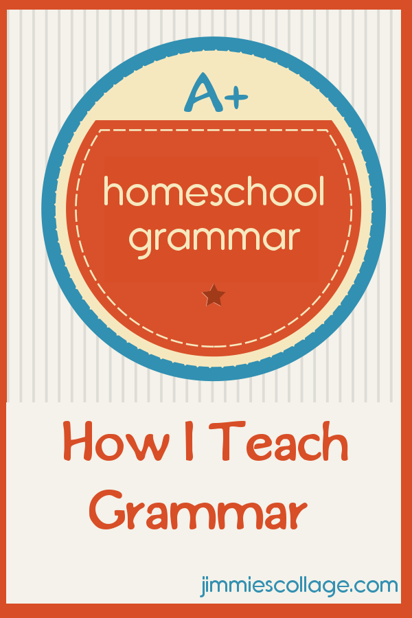 grammar for homeschool
