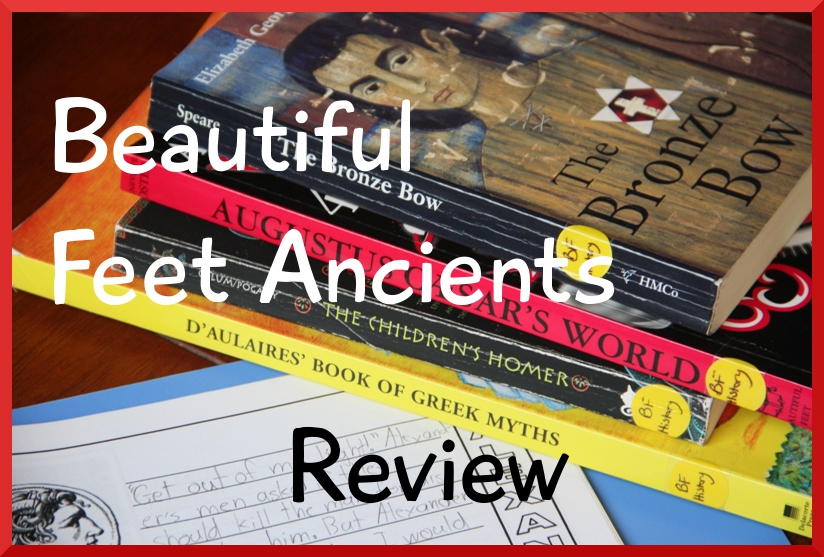 Beautiful Feet Ancient History Curriculum Review