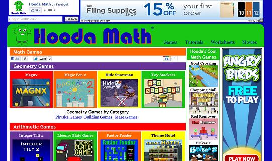 10 Best Online Game Sites for Homeschool Math