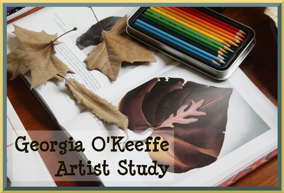 Artist Study with Kids: Georgia O'Keeffe - ARTBAR