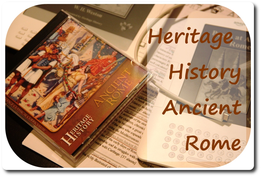 Heritage History Living eBooks Curriculum Review