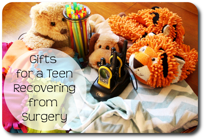 Best Gifts for a Teen in the Hospital or Recovering at Home