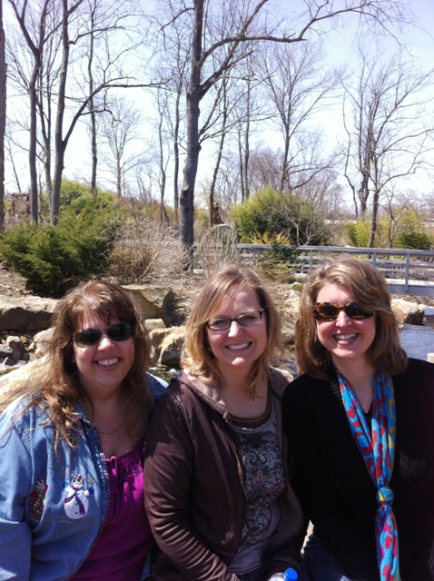 iHN bloggers at Creation Museum