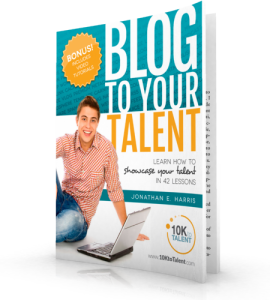 Blog to Your Talent