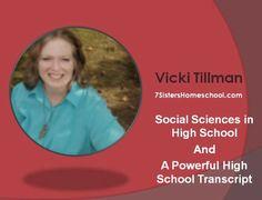 vicki tillman webinar transcripts and social science