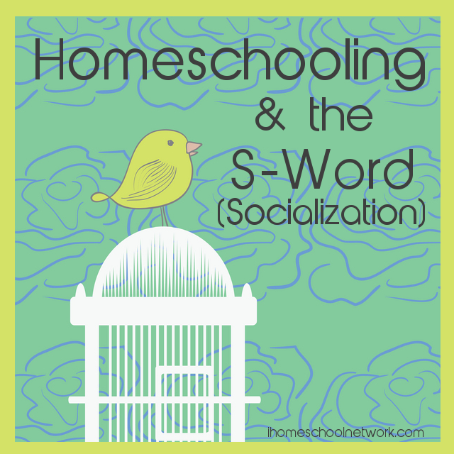 Homeschooling and the S-Word Socialization
