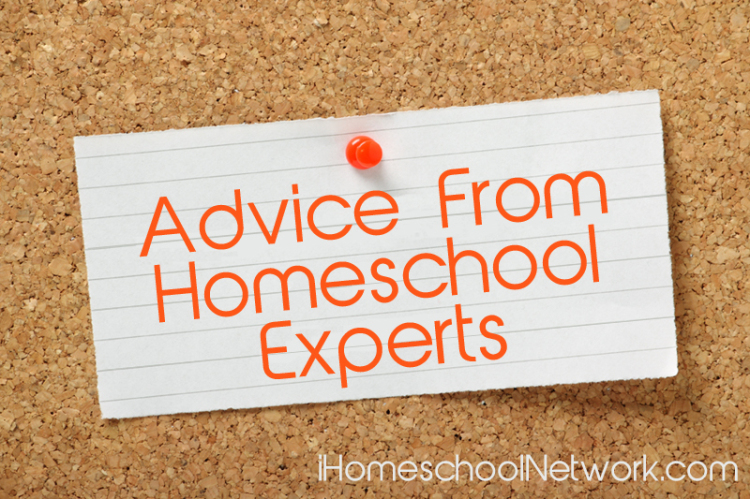 advice from homeschool experts