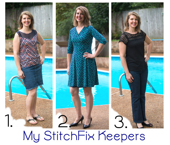 StitchFix Keepers August 2015