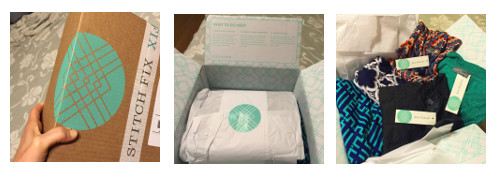 StitchFix Box
