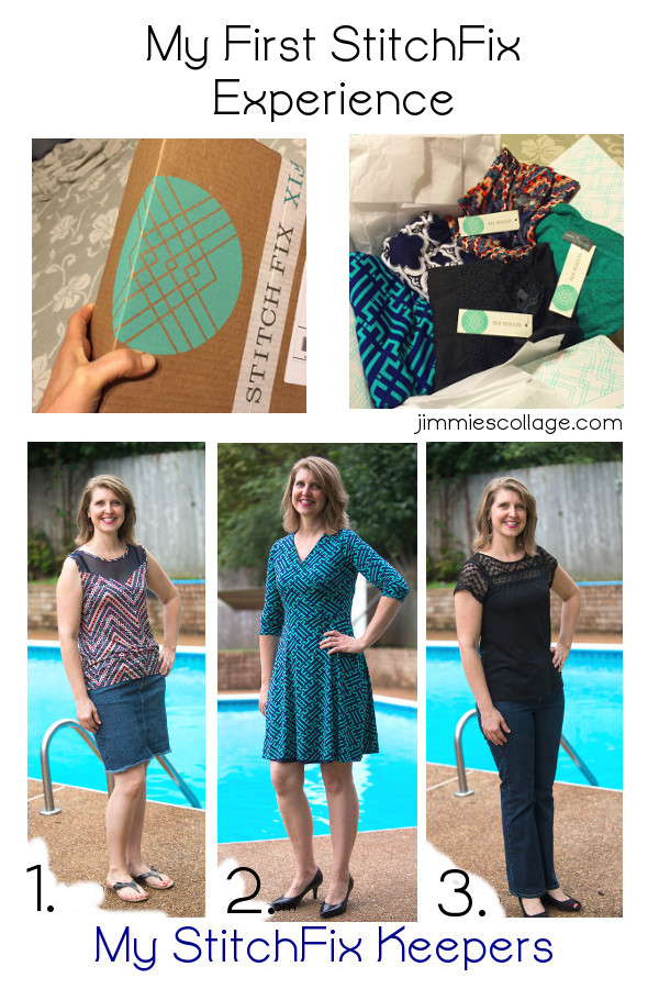 My First Stitch Fix Experience