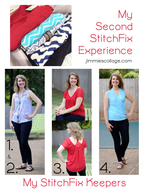 My Second StitchFix Experience